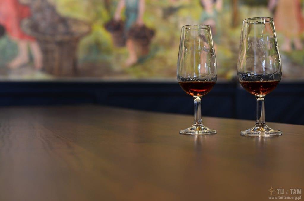 Funchal, winiarnie Blandys