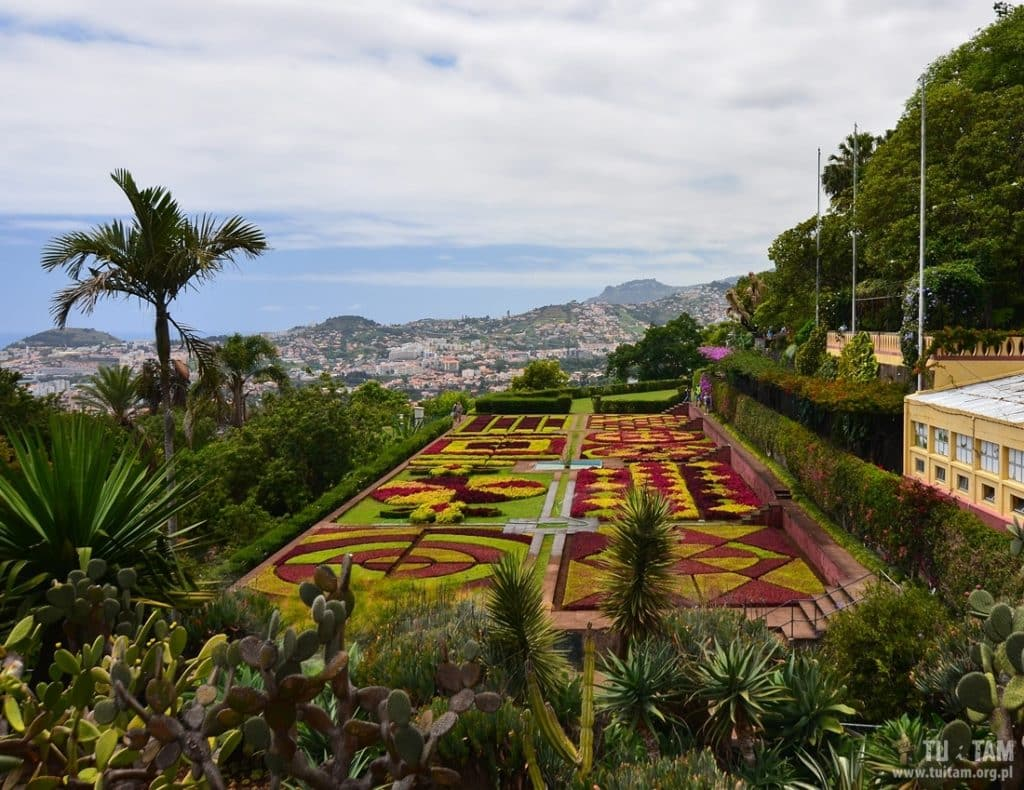 Funchal Jardim Botânico da Madeira