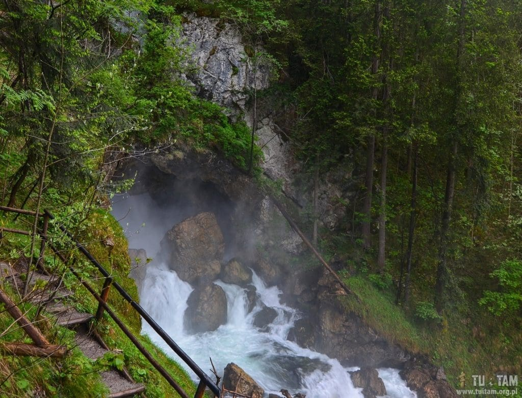 Gollinger wodospad