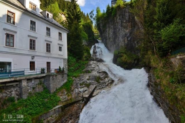Bad Gastein, wodospad