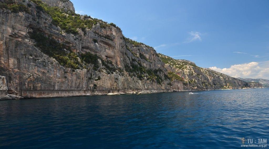 Sardynia, wschodnie wybrzeże