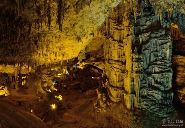 SARDYNIA Jaskinia Neptuna, Grotta di Nettuno