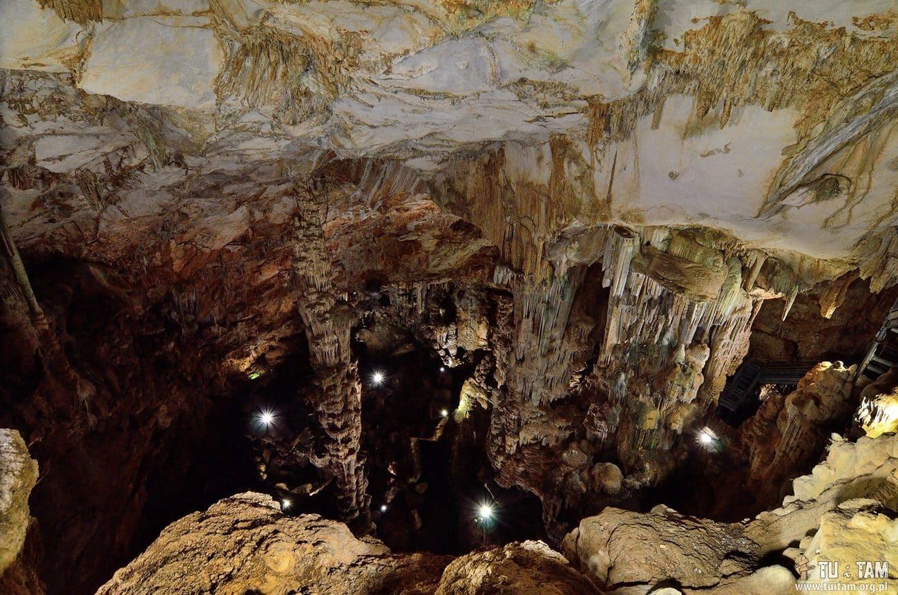 Sardynia - Jaskinia Ispinigoli