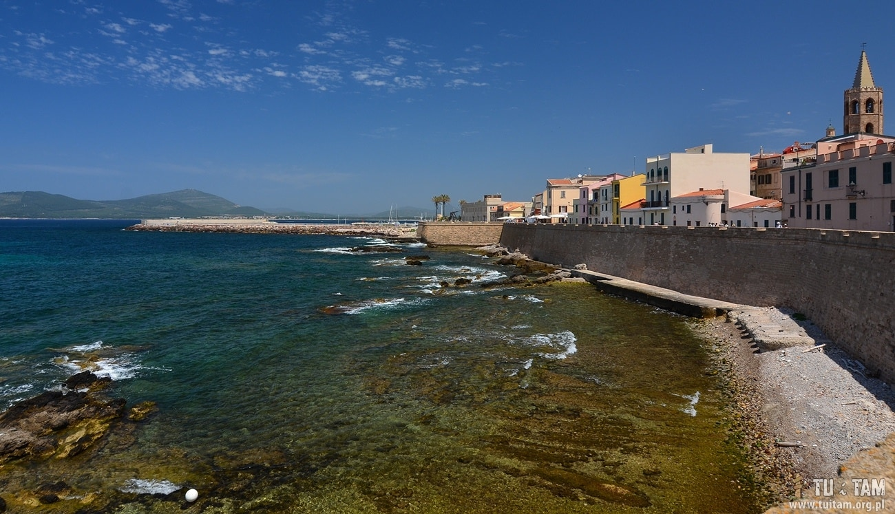 Alghero, Sardynia