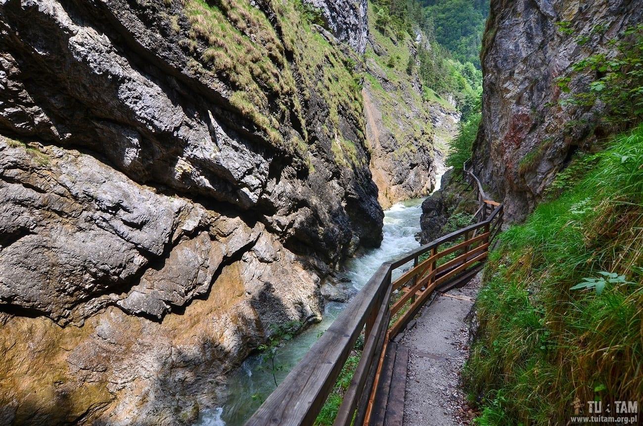 Lammerklamm, Austria