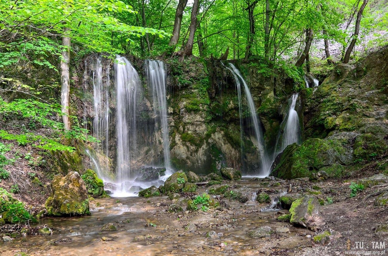Dolina Hajskich Wodospadów, Słowacja