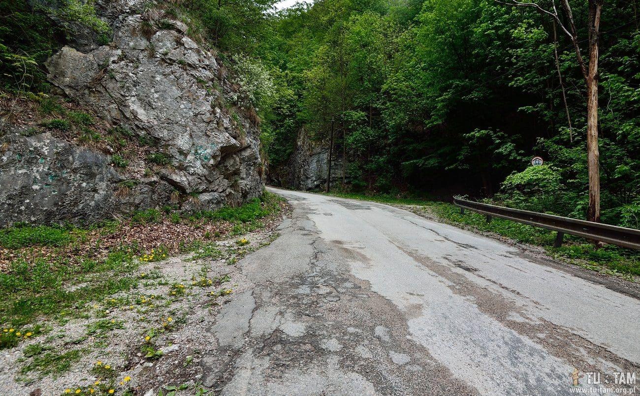 Dolina Hajska, Słowacja