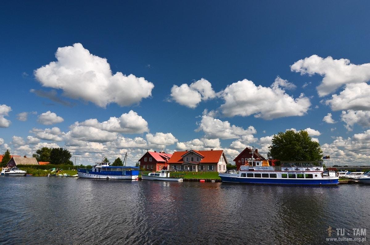 Litwa, Minija