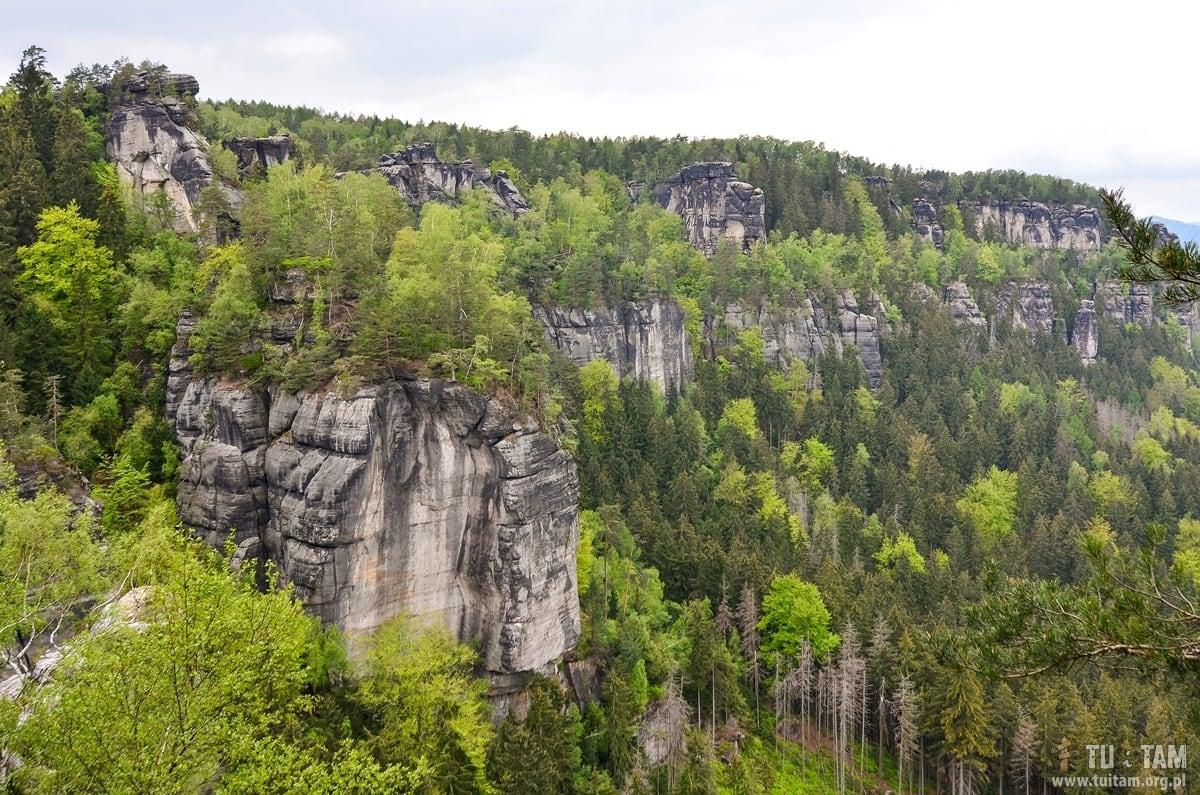 Szwajcaria saksońska - Frenstein