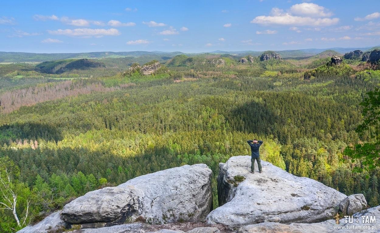 SZWAJCARIA SAKSOŃSKA – szlaki turystyczne