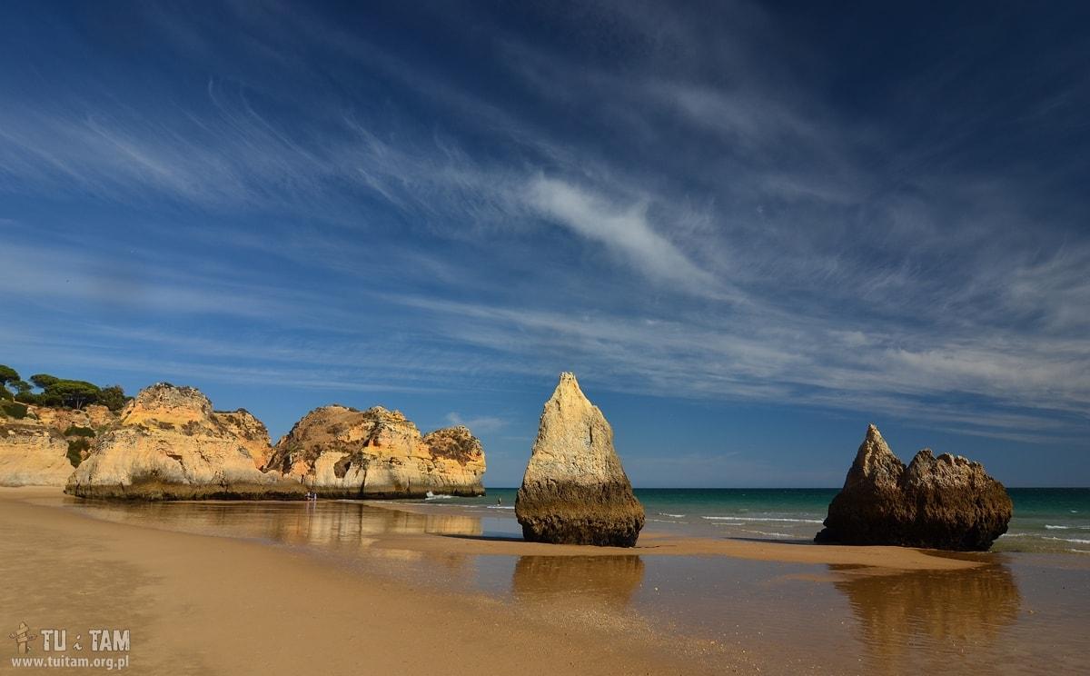 Algarve Coast, wybrzeże