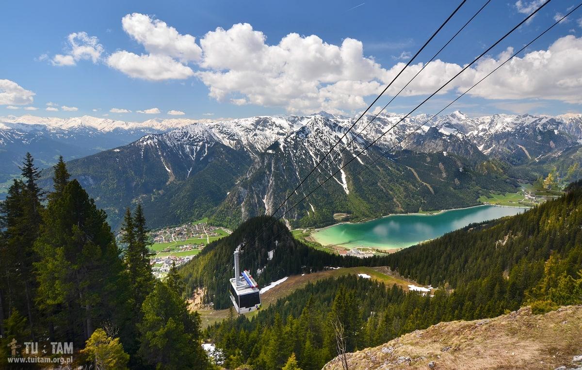 Rofan, Tyrol. Austria
