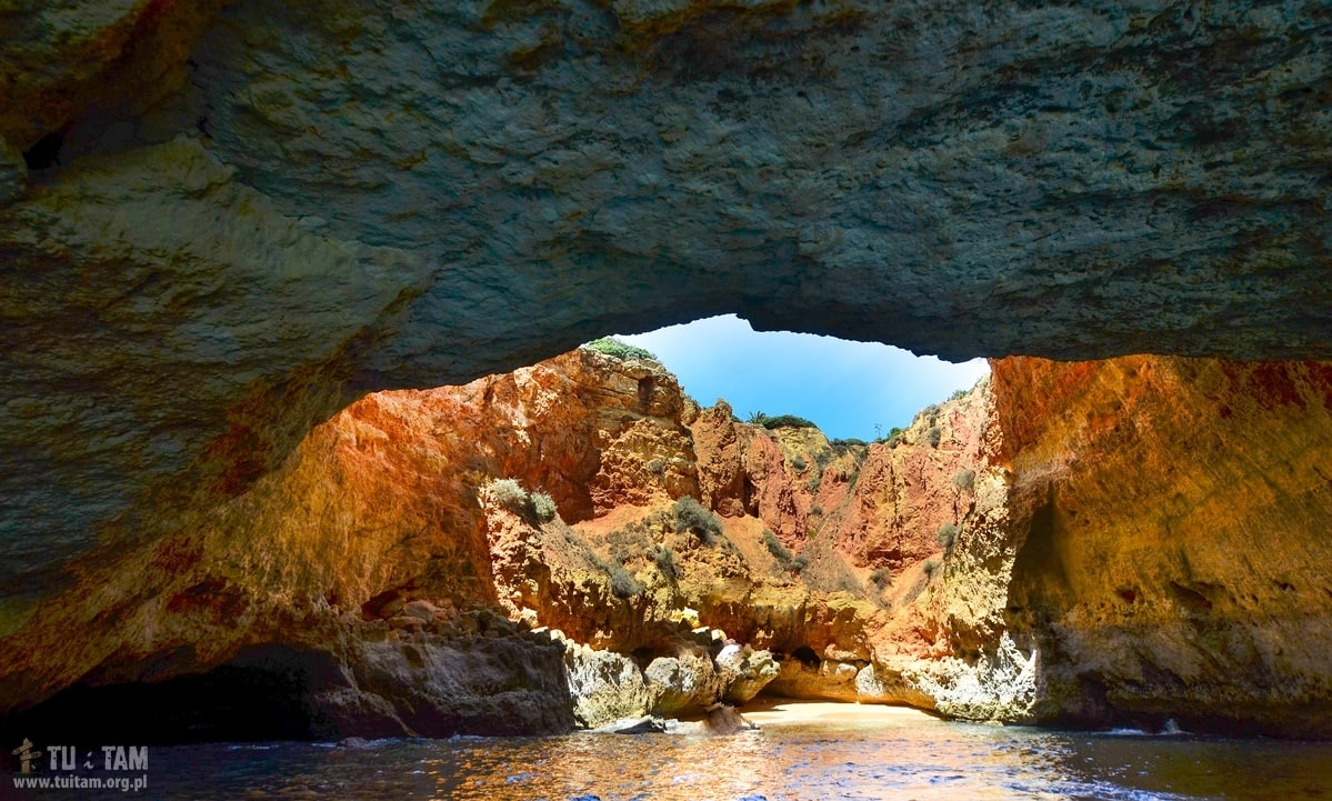 Algarve coast, Algarve wybrzeże