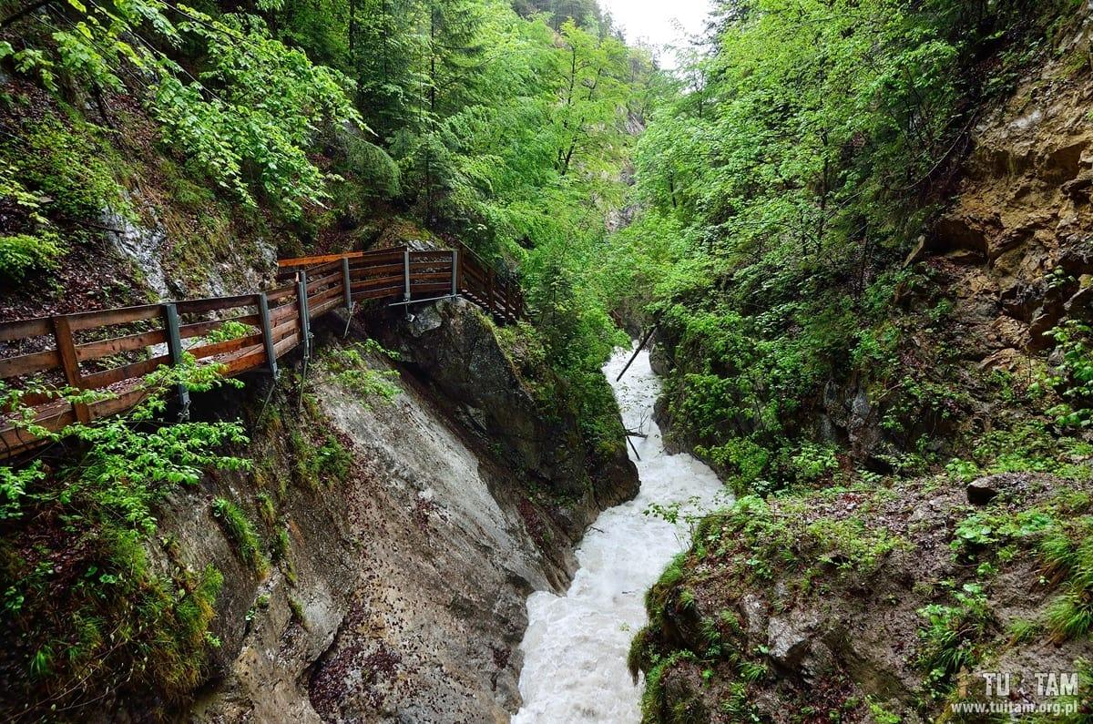 Wolfsklamm, Tyrol