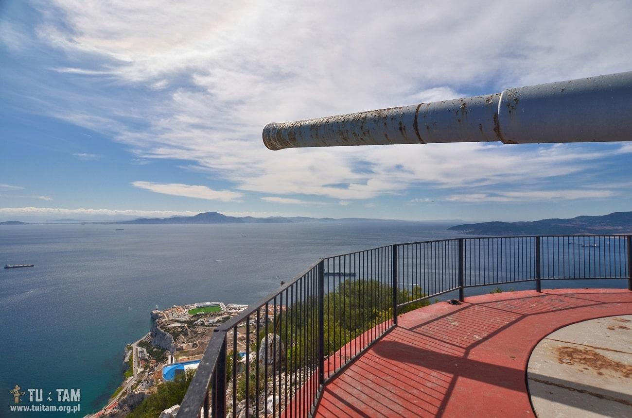 Gibraltar - bateria O'Hara