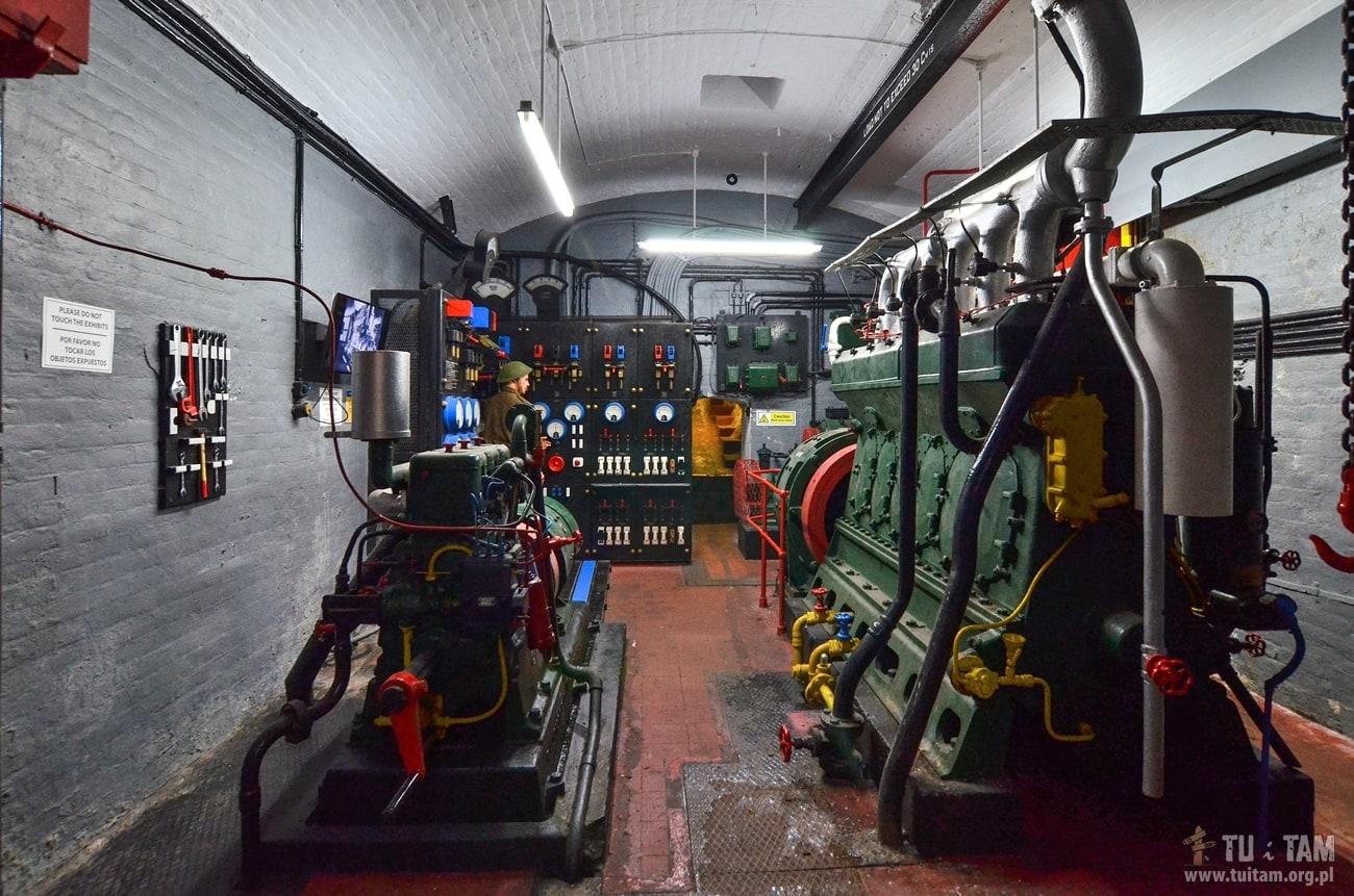 Gibraltar - bunkier baterii O'Hara