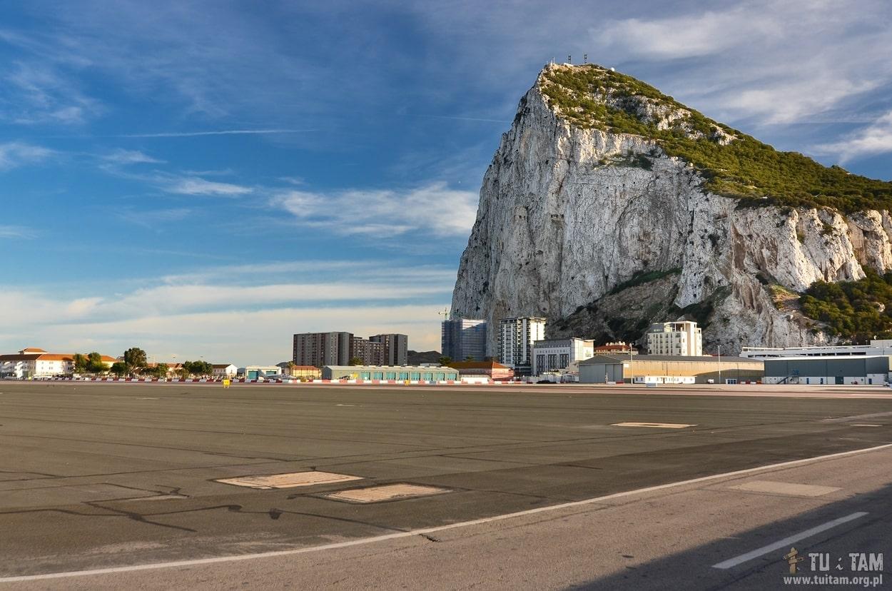 Gibraltar - lotnisko