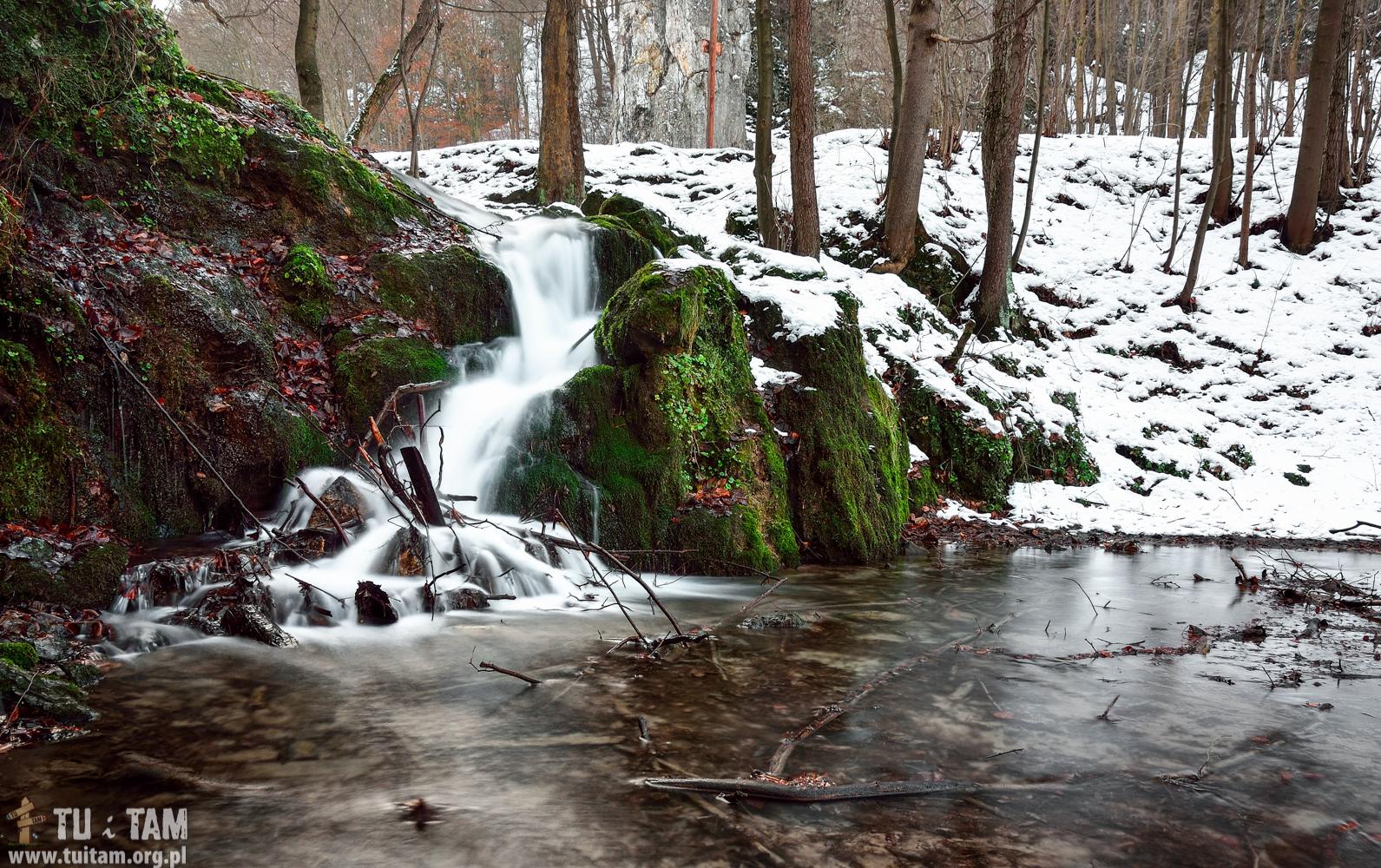 Najpiękniejsze wodospady w Polsce - Wodospad Szum