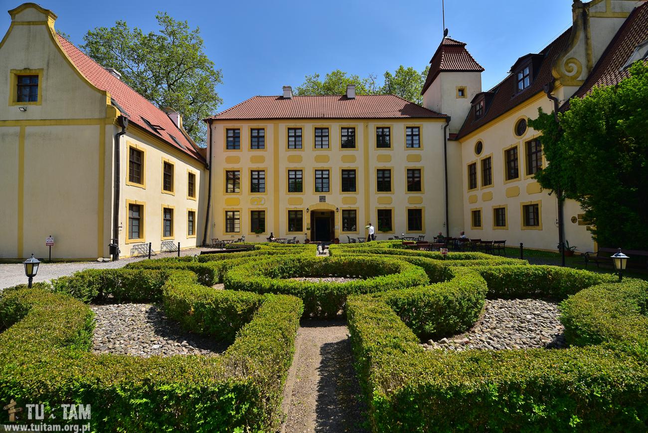 Krokowa, zamek
