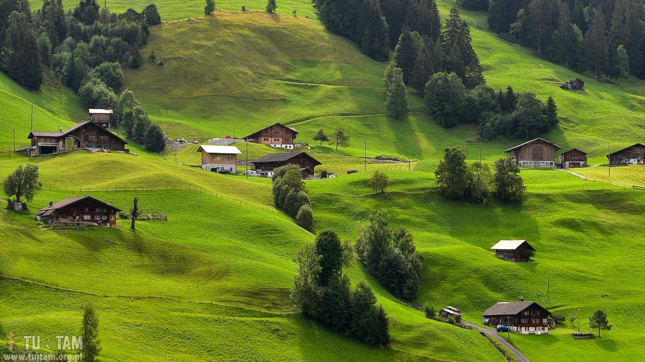Szwajcaria Frutigen