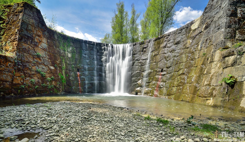Wodospad Czercz