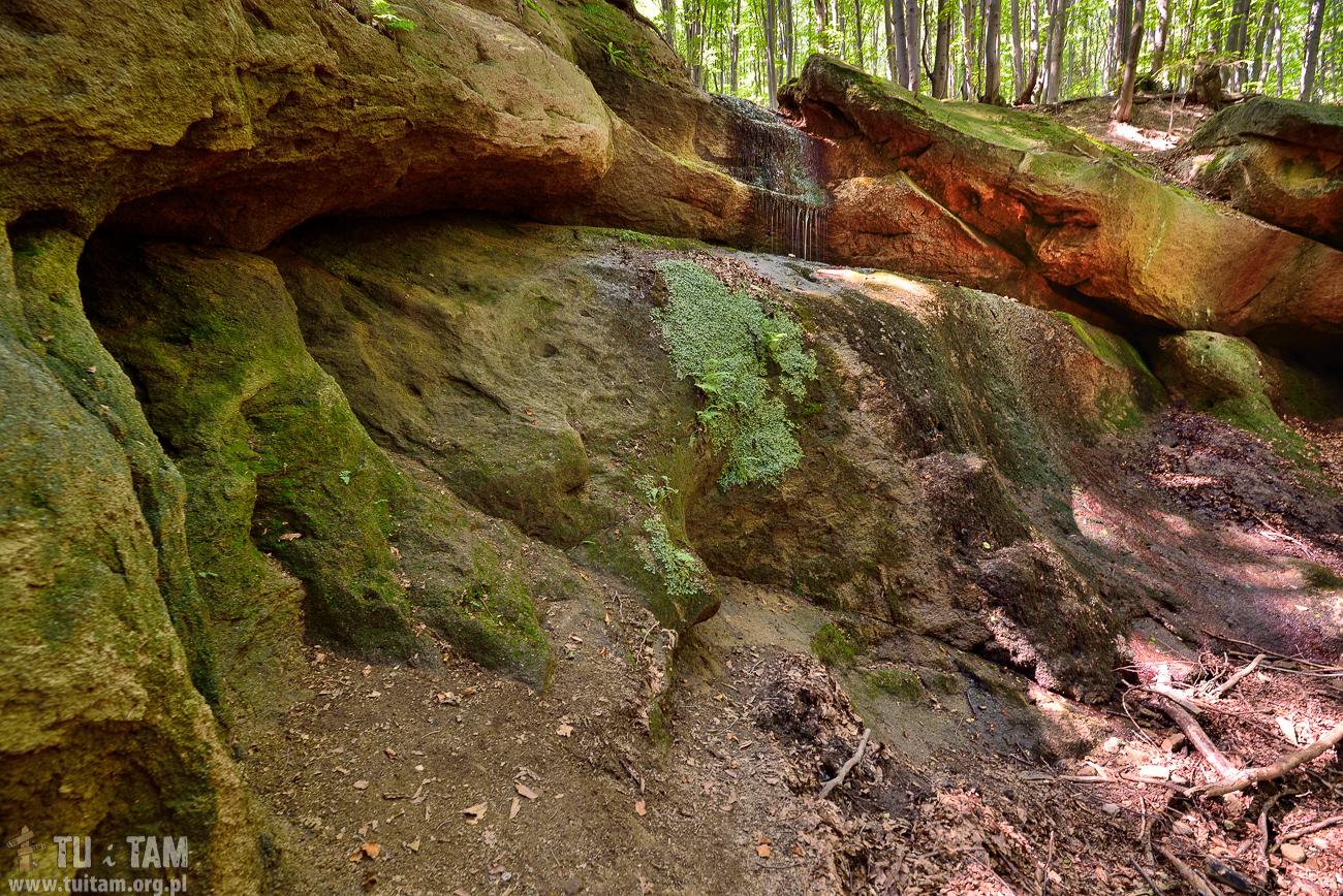 Wodospad Magórski