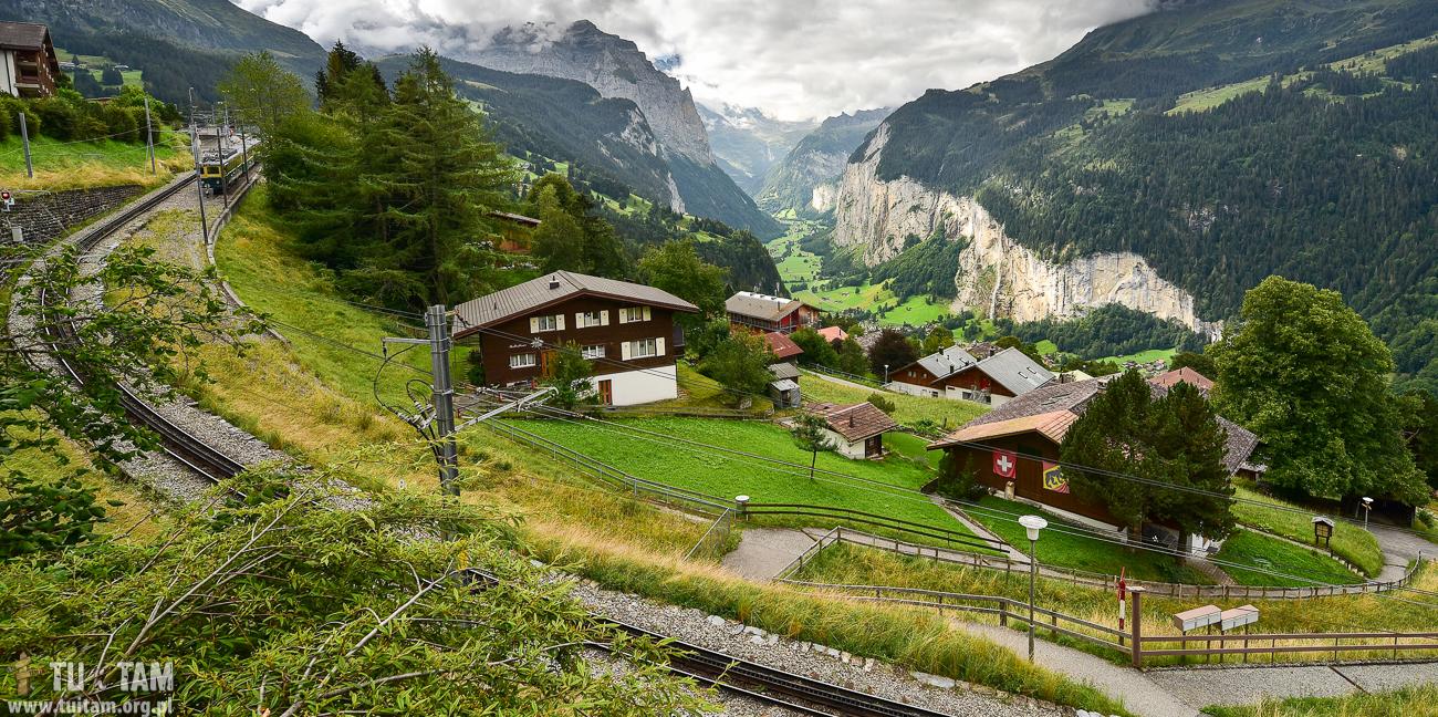 Lauterbrunnen, Szwajcaria