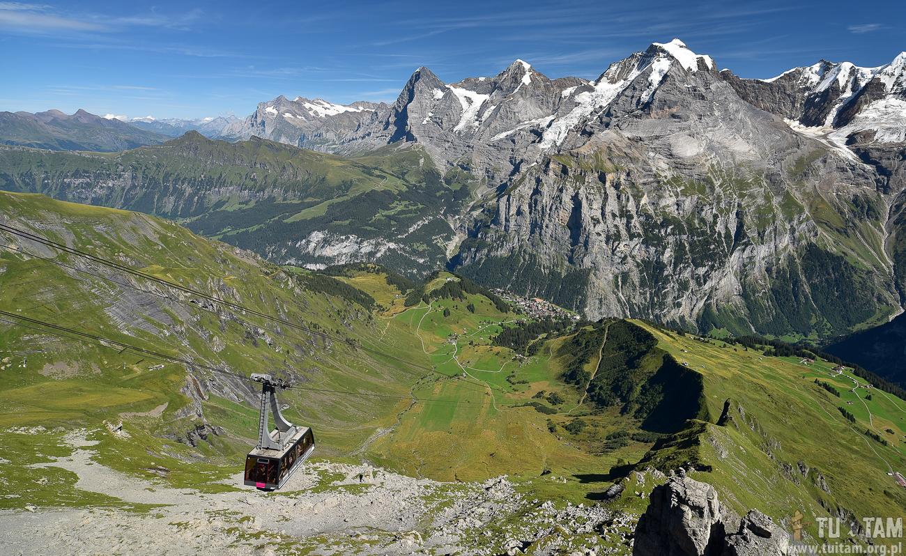 Schilthorn, Szwajcaria