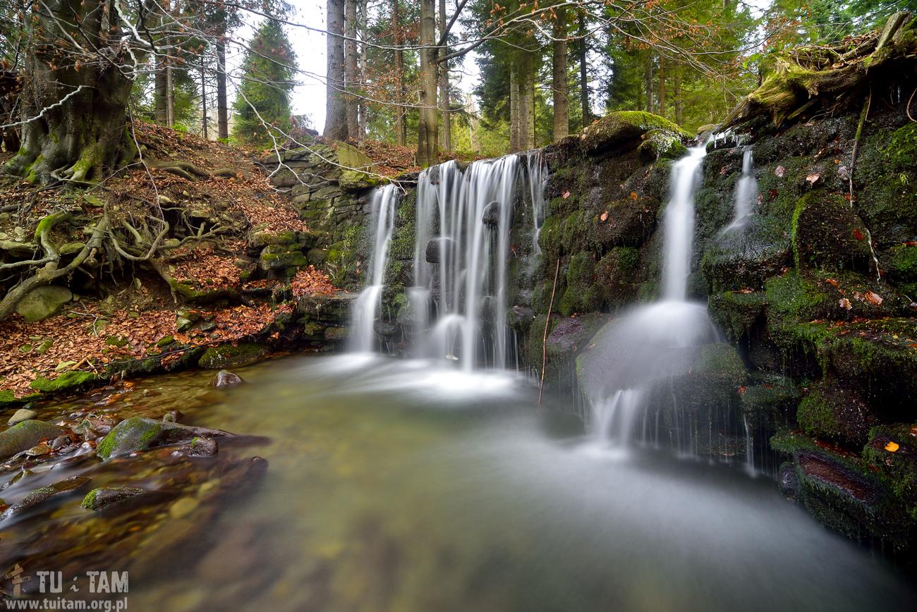 Wodospad Rastoki