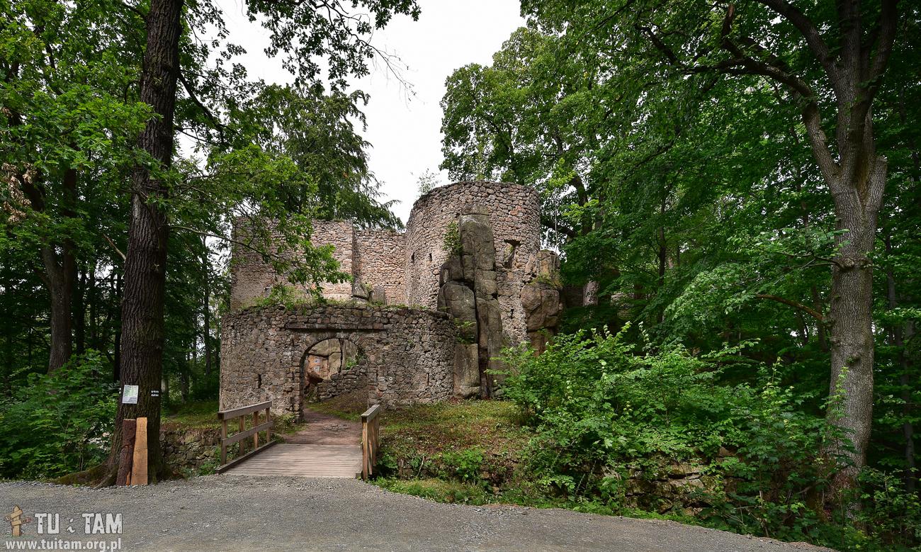 Zamek Bolczów - Rudawy Janowickie