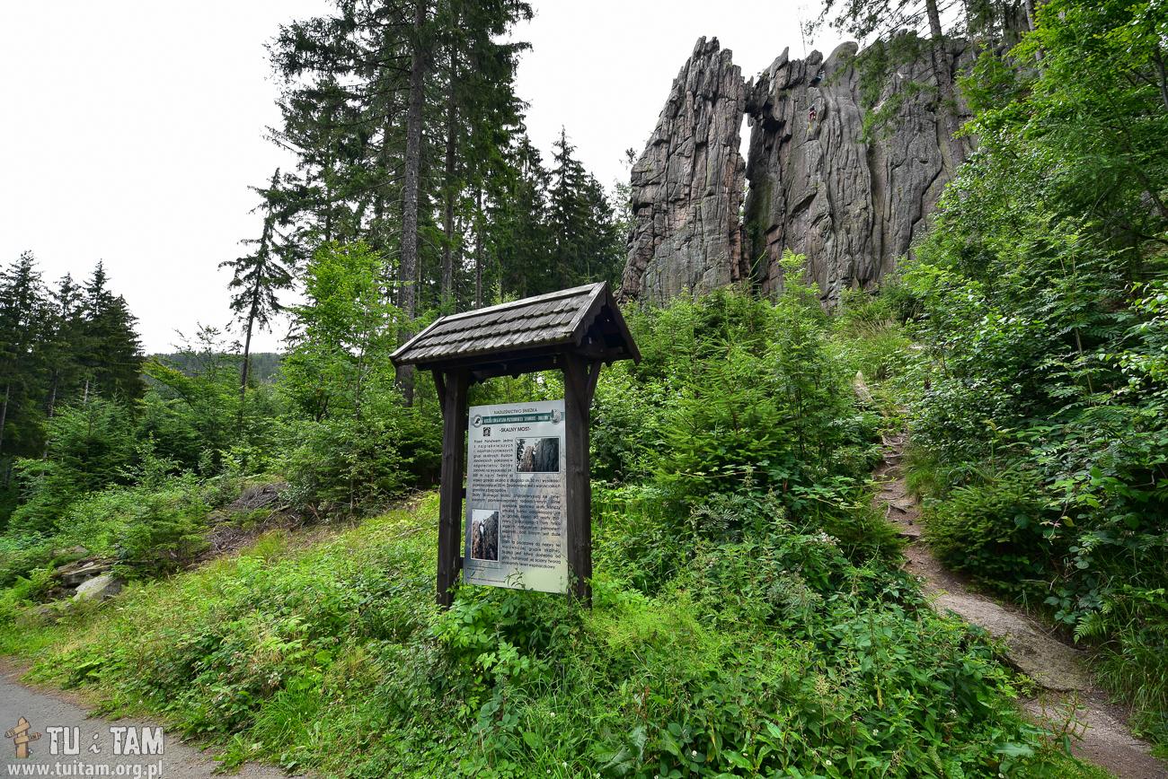 Skalny Most - Rudawy Janowickie