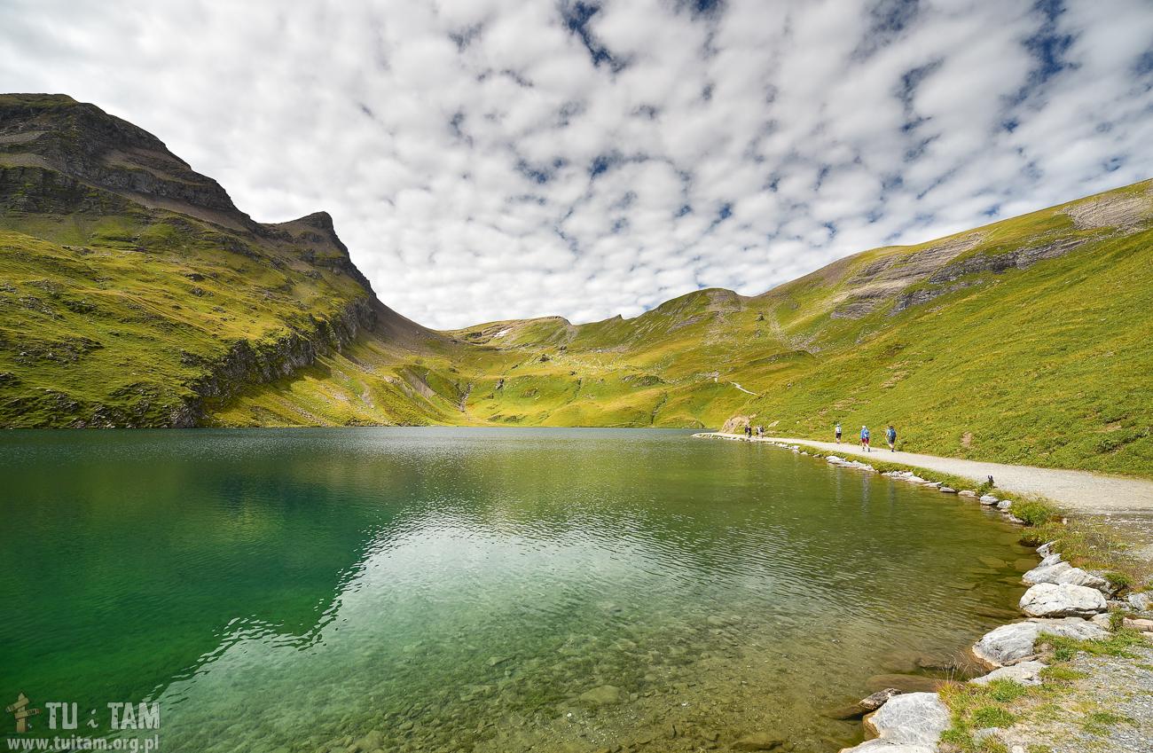 Bachalpsee, Szwajcaria