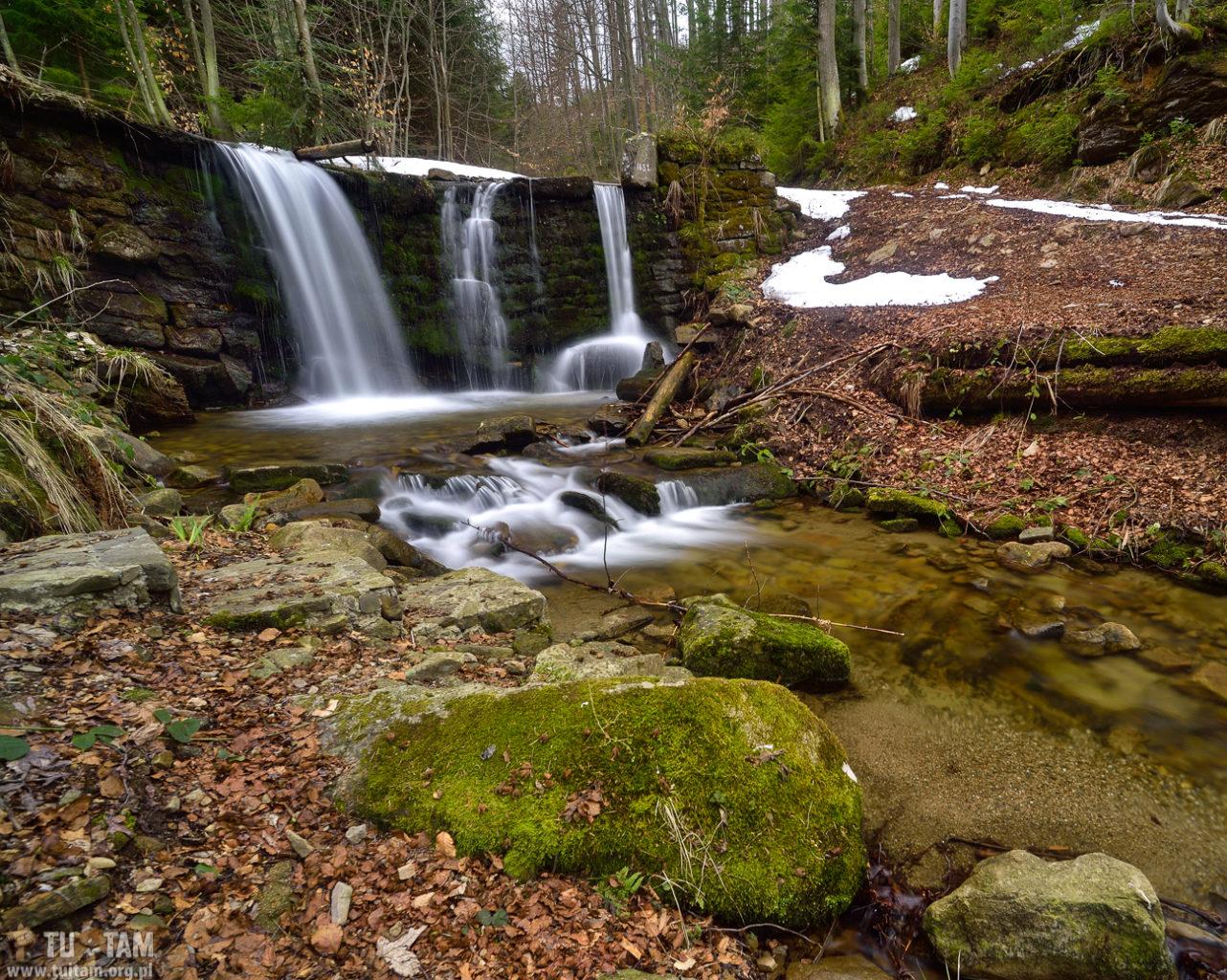 Wodospad Rastocki