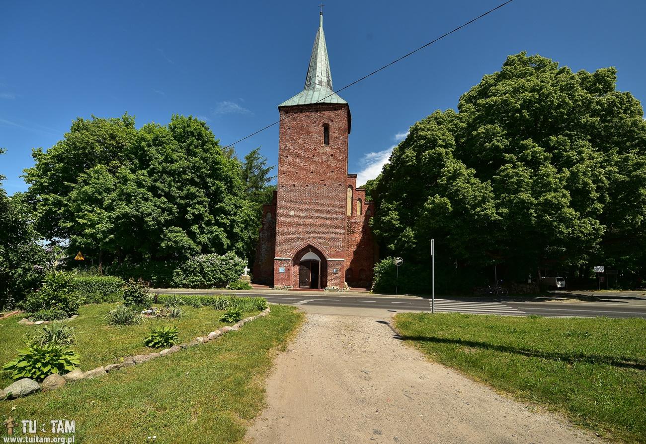 Kościół polskokatolicki pw. Najświętszego Serca Jezusa