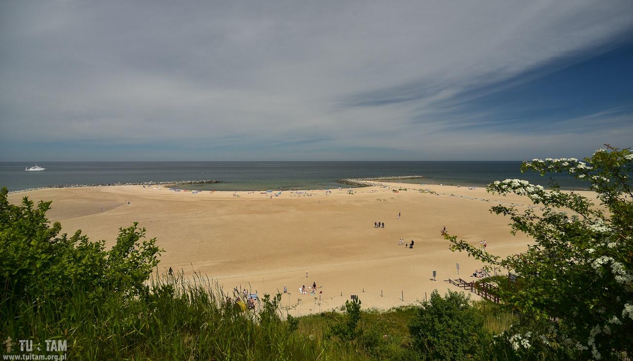 Jarosławiec plaża