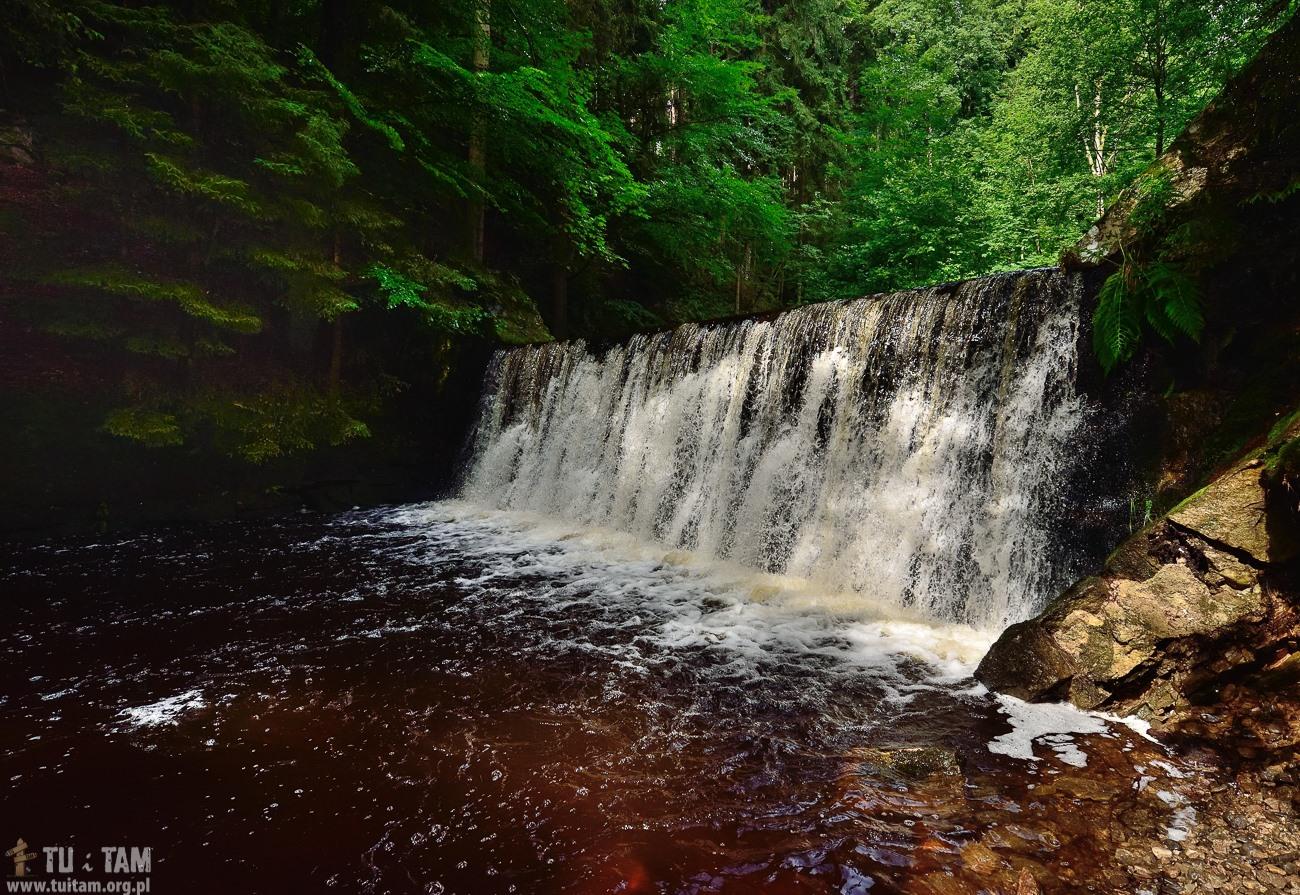 Wodospad Kropelka