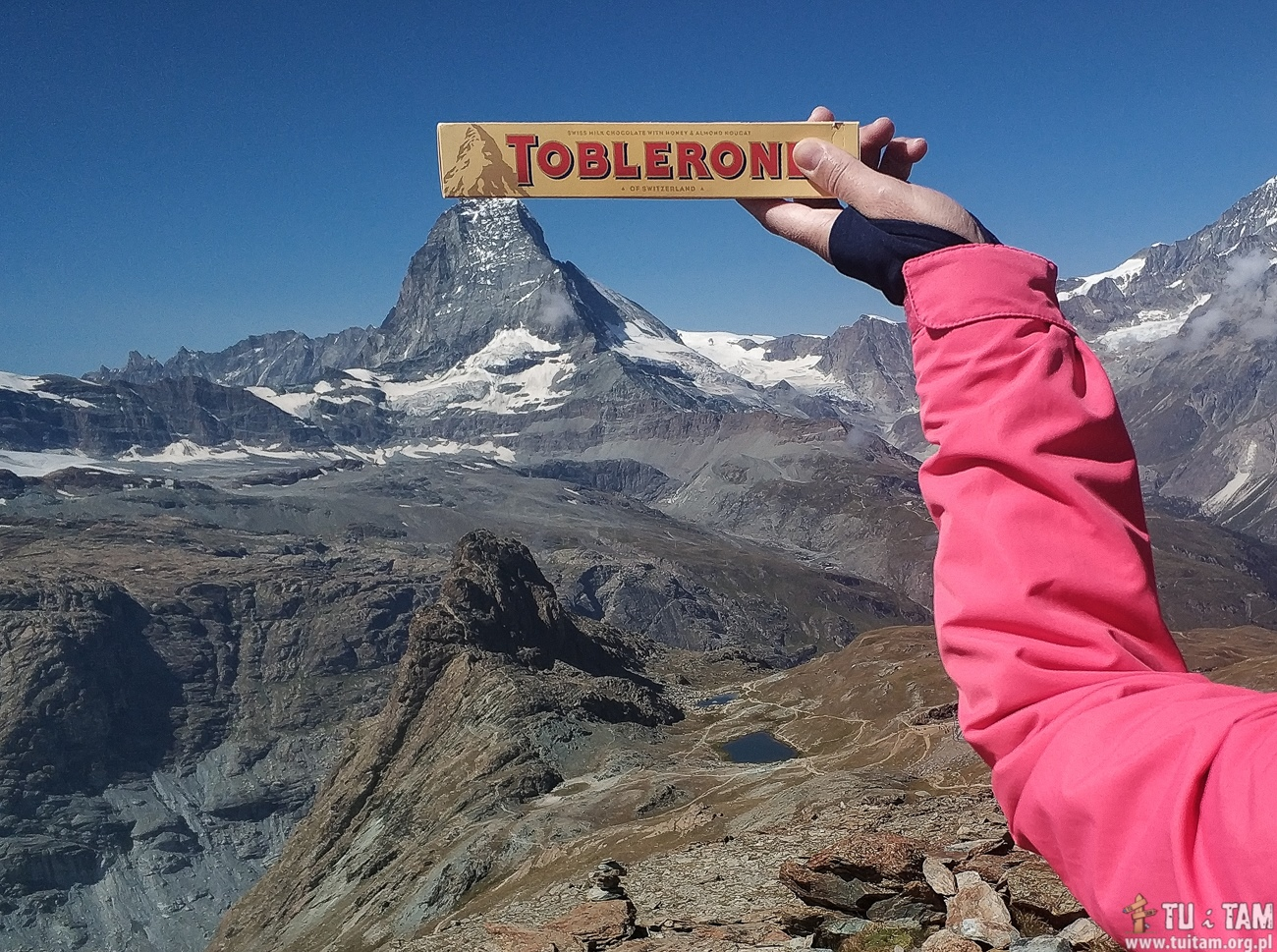 Matterhorn - Toblerone