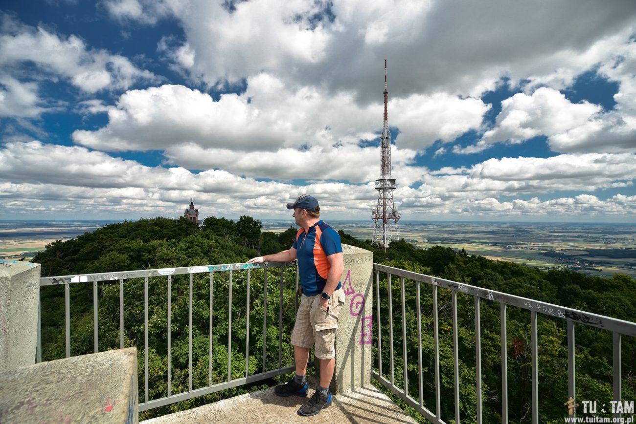 Ślęża wieża widokowa